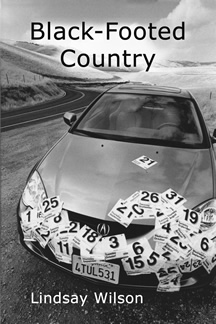 Black-Footed Country  Front Cover (Click to view full size image.)