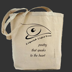 Liquid Light Press Tote Bag